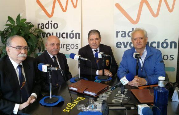 DELEGACIÓN DE BURGOS: CRÓNICAS CASTRENSES-Programa de Radio (8-OCT-2019)